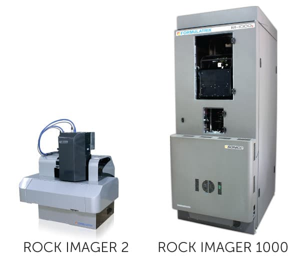 rock imager for protein-protein complex detection