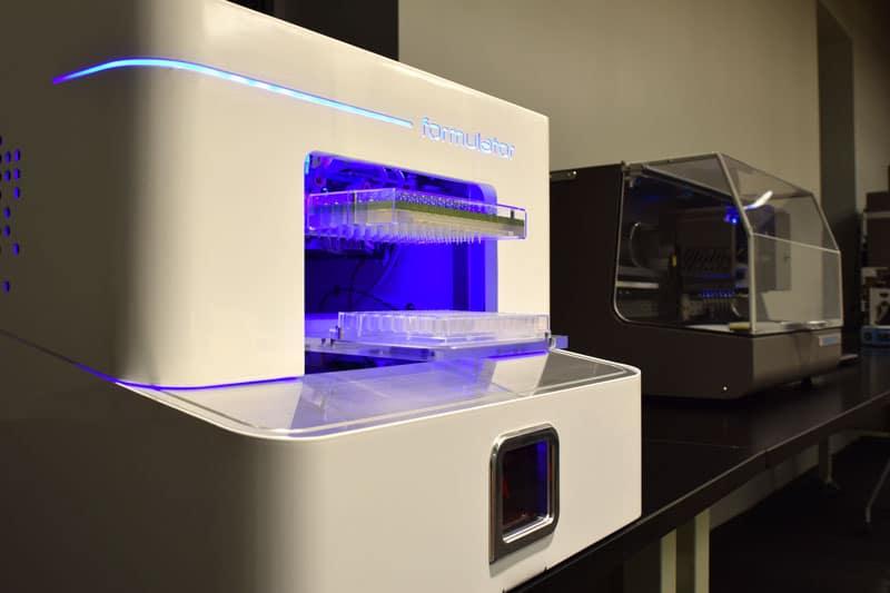 formulator nt8 protein crystallization liquid handlers