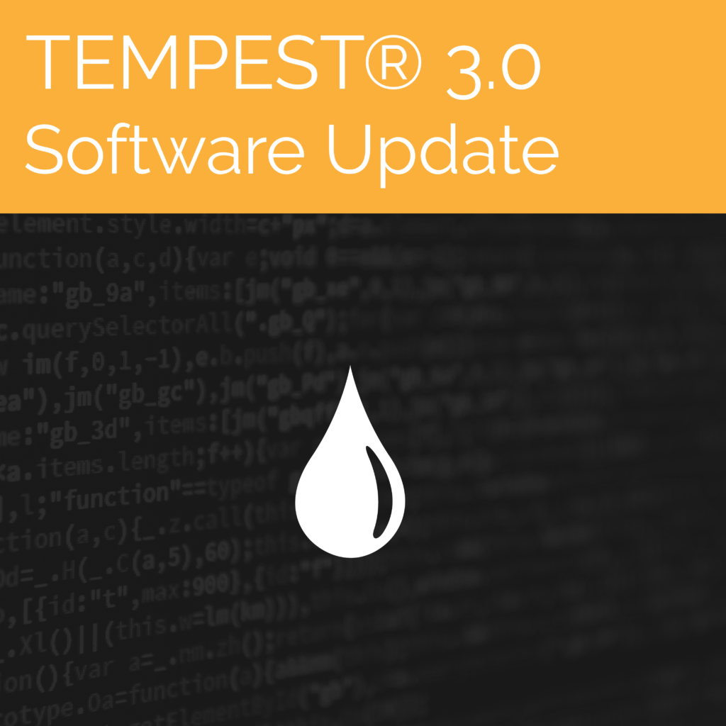 Liquid Handling Software Tempest Liquid Handler 3.0-01