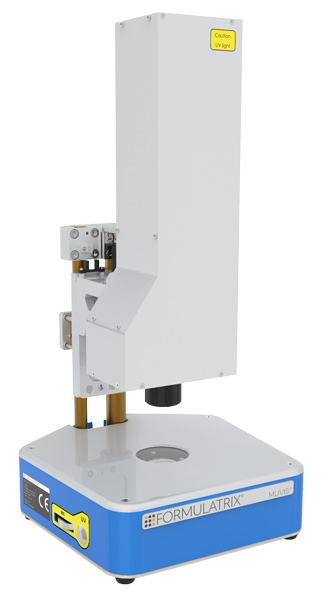 manual uv inspection station for protein crystals