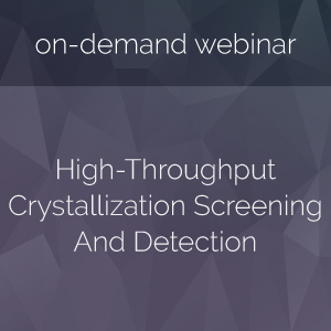 High-Throughput-Crystallization-Screening-And-Detection