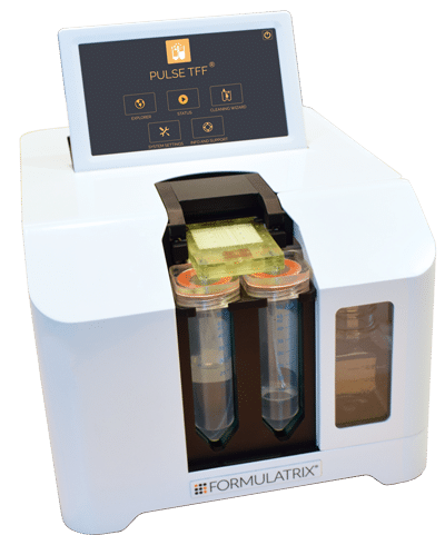 pulse tff protein concentrator