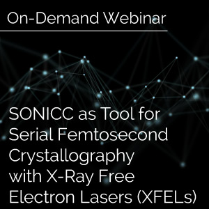 SONICC-as-Tool-for-Serial-Femtosecond-Crystallography-with-X-Ray-Free-Electron-Lasers